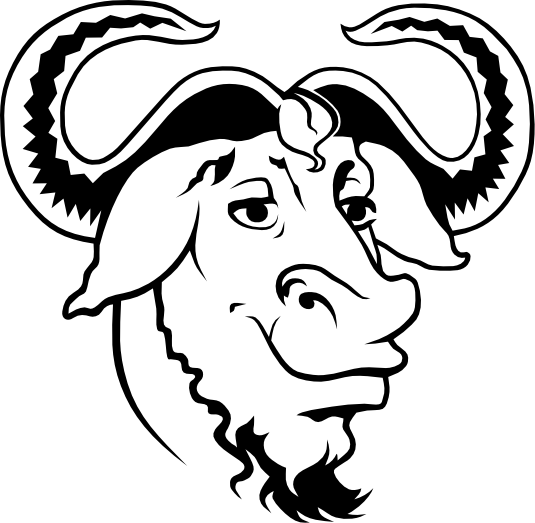 Heckert GNU white.png